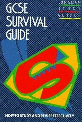 GCSE Survival Guide: How to Study and Revise Effect... by Hayes, Nicky Paperback