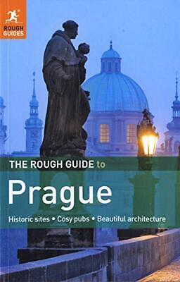 The Rough Guide to Prague by Humphreys, Rob Paperback Book The Cheap Fast Free