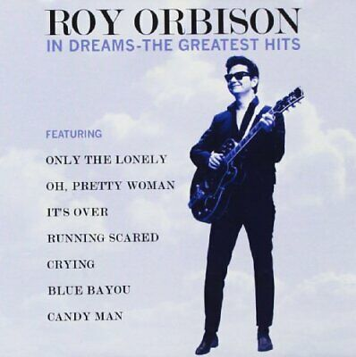 Roy Orbison - In Dreams - The Greatest Hits - Roy Orbison CD P6VG The Cheap Fast