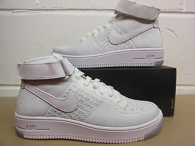 NIKE FEMMES AF1 Air Force 1 Flyknit Baskets Montantes 818018