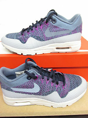 the latest 0fb9e a39a7 Nike Femmes Air Max 1 Ultra Flyknit Basket Course 859517 400 Baskets