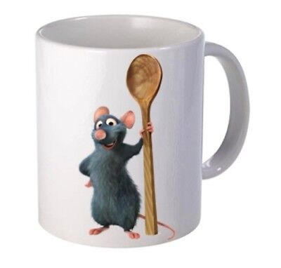 personalised Ratatouille mug