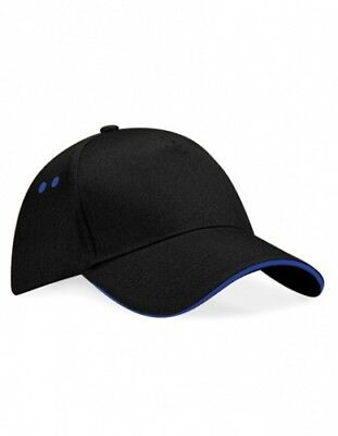 Beechfiled Ultimate 5 Panel Cap - Sandwich Peak Cappy