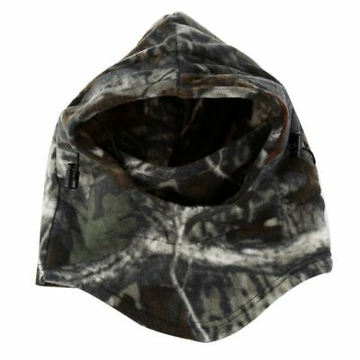 1X(Camo Thermal Polyester Winter Ski Neck Hoods Full Face Mask Cover Hat Ca N5Y4