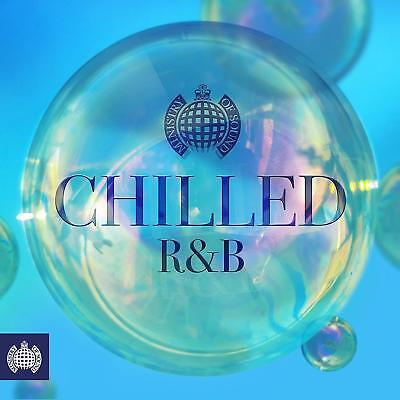 CHILLED R&B - Ministry of Sound - Various Artists - 2 CDs - NEW