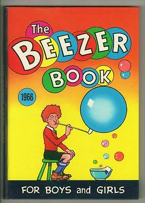 The Beezer Book Annual - 1966 - Superior copy!