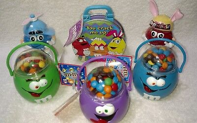 M&M's Easter Lot Of 6 Miscellaneous