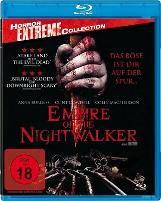 Empire of the Nightwalker - Horror Extreme Collection - BluRay - *NEU*