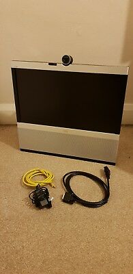"""CISCO CTS-EX60-K9 Video-Conferencing 1080p 21.5"""" Screen Wall Mountable"""