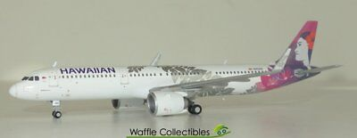 1:400 Gemini Jets Hawaiian Airlines A321-200 N202HA 75360 GJHAL1653 FREE SHIP!