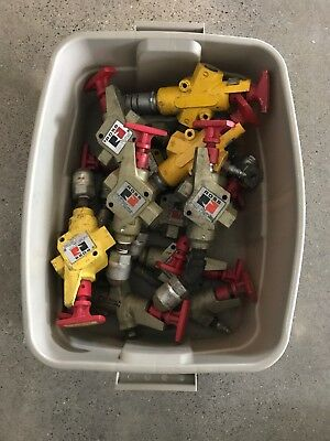 Ross Shut Off Lockout And Exhaust Valve -Lot Of 15-