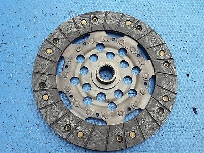 CLUTCH PLATE DRIVEN PLATE FOR PEUGEOT EXPERT 2.0 HDI {with DMF} 225mm 21 Spline