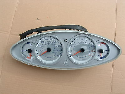 Piaggio X9 500 Ie 2007 Model Instrument Panel Good Condition