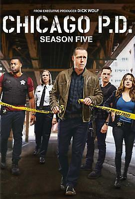 Chicago PD: Season 5 (2018, DVD) FREE SHIPPING