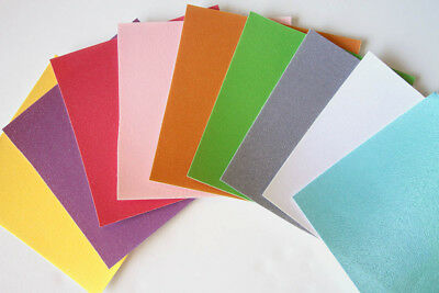Glitter sparkle coloured cardstock 6x4 RETIRED Paper Scrapbooking Card Making