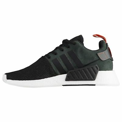 877f8681f9d494 Adidas Originals NMD R2 Men s Fashion Sneakers Size 10 Core Black CG3384 NEW