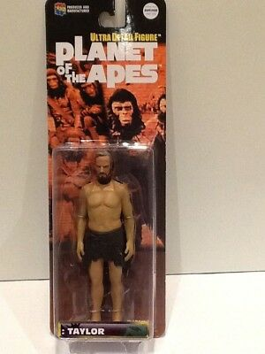 Taylor ~ Medicom Planet of the Apes Ultra Detailed Figures MIB!