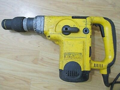DeWalt D25830  Heavy Duty SDS Max 12lb Demolition Hammer, used - READ