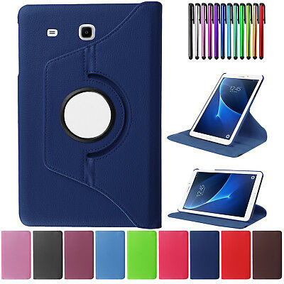 Rotate Flip PU Leather Case Cover For Samsung Galaxy Tab A 10.1 7.0 8.0 9.7 inch
