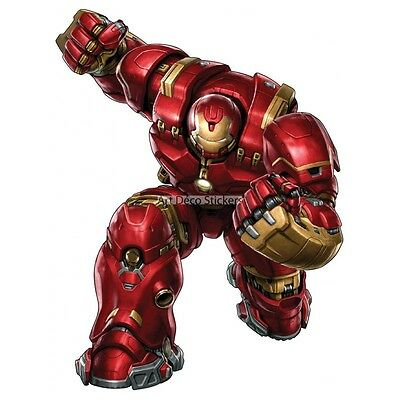 Pegatinas Iron Man Hulkbuster Age of Ultron 15017 15017