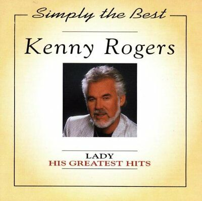 Rogers, Kenny - His Greatest Hits - Rogers, Kenny CD E5VG The Fast Free Shipping