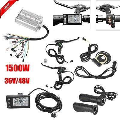 36V/48V 350W/1500W Brushless Speed Controller Scooter for Ebike Electric Motor