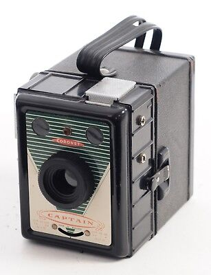 Coronet Captain Box Camera (4657G)
