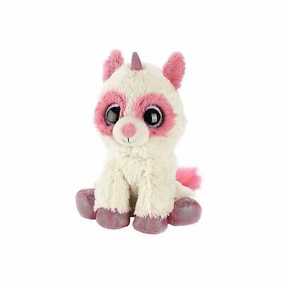 Warmies Racoonicorn Heatable Plush Animal Microwaveable Soft Toy Reusable Cozy