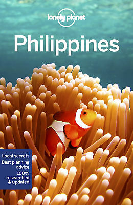 Lonely Planet Philippines 13 Travel Guide 2018 BRAND NEW 9781786574701