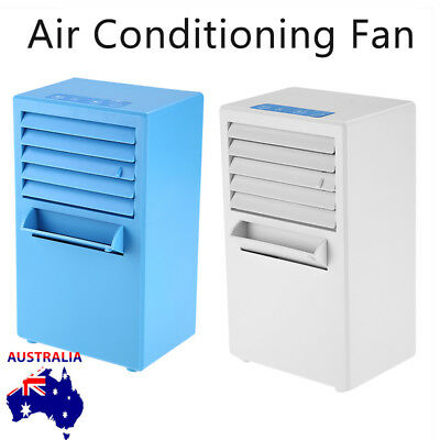 Pro Mini Arctic Aircooler Air Conditioning Humidifier Cooler Cooling Desk Fan