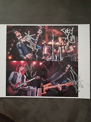 Biters Signed Photo ONE OF A KIND