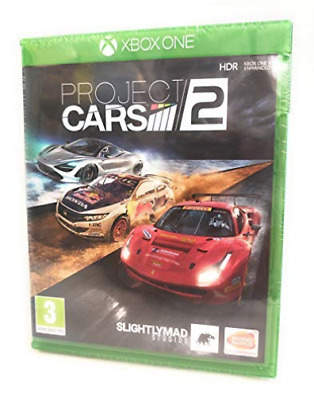 Xbox One-Project Cars 2 (Xbox One) GAME NEW