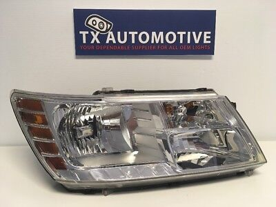2009 2010 2011 2012 2013 2014 2015 2016 2017 Dodge Journey Right Headlight O114