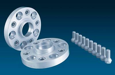 H&R 2 x 25mm (50mm) TRAK+Hubcentric Wheel Spacers for VW Amarok, Touareg & T5/T6