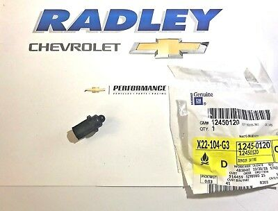 Gm Headlight Ambient Light Sensor On Top Of Dash Oem 1999-2007 12450120 New B41