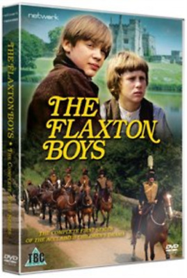 Peter Firth, Richard Gale-Flaxton Boys: The Complete First Series DVD NEW