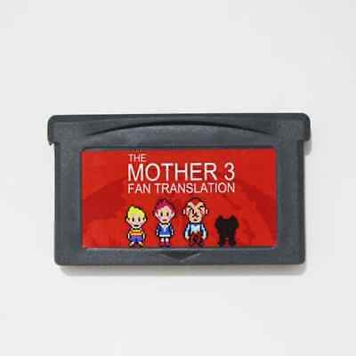 Mother 3 - Earthbound 2 GBA - English - Fan Translation Gameboy Advance