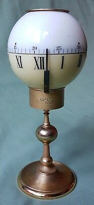 Fine quality IMHOF Globe Clock, 8-day.   Stunning piece RELISTED NON PAYER
