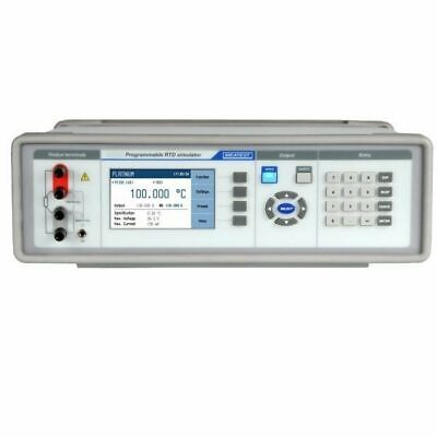 Meatest M631 Programmable Real-Resistance RTD Simulator Decade 20ppm Accuracy