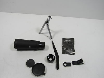 MeeQee High Power Monocular Telescope 10x42 Nitrogen Filled Monoculars956 Scope