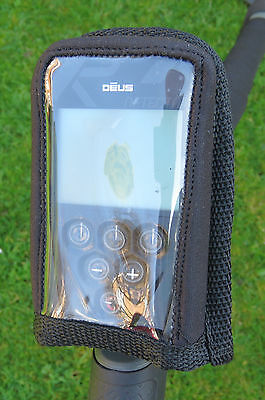 Xp Deus Remote Pro-Tectors Cover -Black-Metal Detector