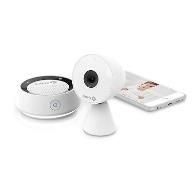Safety 1st HD Wifi Baby Monitor Sound Movement Detecting Unit NEW DA