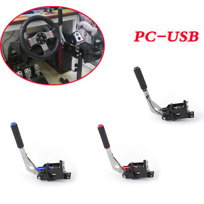 USB Handbrake Clamp For SIM Racing Games G25/27/29 T500 FANATECOSW DIRT RALLY WW