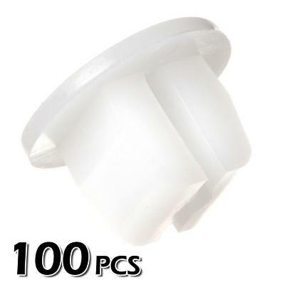 100x Bumper Hood Fender Side Moulding Radiator Grille Retainer for Toyota Prius
