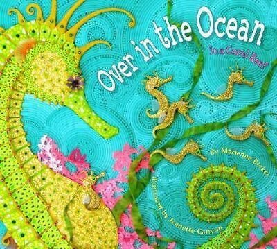 NEW Over in the Ocean By Marianne Berkes Paperback Free Shipping