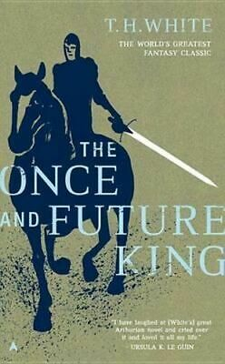 NEW The Once and Future King By T H White Paperback Free Shipping