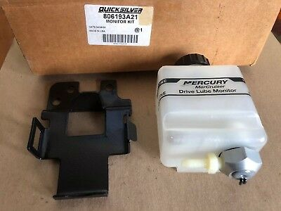 MerCruiser Quicksilver Lube Bottle Kit 806193A21 Supcedes to 806193A49