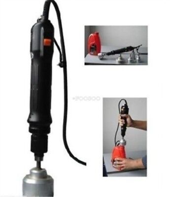 220V Electric Hand Held Bottle Capping Machine New wh