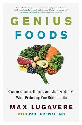 Genius Foods Become Smart By Max Lugavere 1  Minute Delivery[PDF/EB00K]