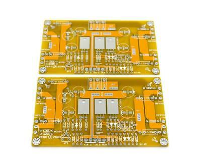 NEW One pair PASS ACA 5W Single-ended Class A Power amplifier bare PCB